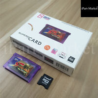 Supercard Mini SD Flash Card Adapter Cartridge 2GB for GBA SP GBM IDS NDS NDSL