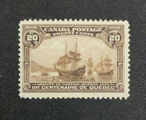 Canada Stamp #103 Mint No Gum