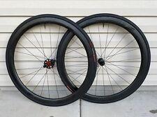 Specialized Roval Rapide CLX 40  Carbon Tubeless Wheelset. Disc QR Axle. 11spd.