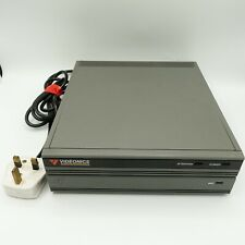VIDEONICS Inc Video Control Unit ONLY VCU-1PAL Made in USA Vintage Retro