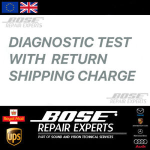 DIAGNOSTIC TEST / CHECK INCLUDING RETURN SHIPPING