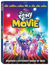 My Little Pony: The Movie (DVD, 2018)