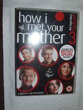How I Met Your Mother - Series 3 - Complete DVD