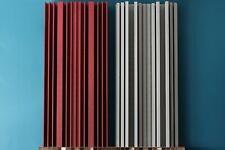 1D QRD N13 Schroeder Sound Acoustic Diffuser Diffusor Panel Painted 2 pcs!