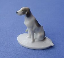 Art Deco German Pointer Setter Metzler Ortloff Germany Holder Dog