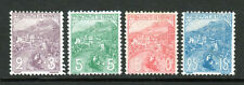 1919 Monaco SC B2-B5 Set of 5 MH Mint Hinged, 1st Semi-Postal Set*