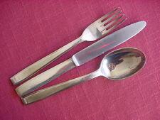 Berndorf 90 argento placcato Posate da dessert una persona 3 pezzi