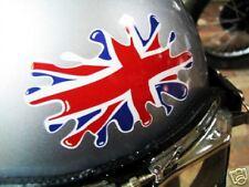 Union Jack Flag SPLAT Car stickers Britain GB UK 150mm