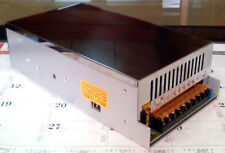Cnc Servo Step Motor Stepper Drive AC TO DC Power Supply 48V 15A 36V - 50V 720W