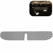 Black Hexagon Mesh Fairing Vent Screen Grill For Harley Batwing Touring 14-18