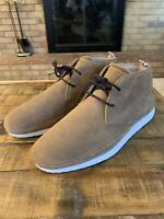 UGG | Men's US 12 Chestnut Suede Dustin Chukka Brown Ankle Boot Sneaker Shoes