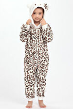 2016 Pajamas Kigurumi Children's Unisex Cosplay Animal Costume Onesie for Kids