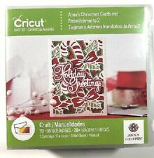 New Cricut Cartridge Anna's Christmas Cards and Embellishments 2