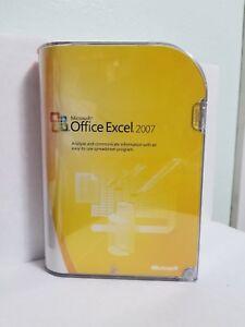 Microsoft Office Excel 2007_Full version