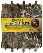 """Hunters Specialties Camo Leaf Blind Material 56""""x12' APX"""