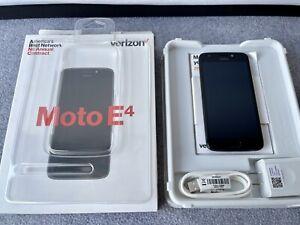 Motorola Moto E4 16GB Smartphone In New Condition
