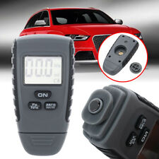 Digital Auto Car Paint Coating Thickness Tester Measuring Gauge Meter Kit RM660