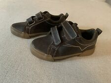 New Guess Boys Shoes, Size 9 Laces Free Color Brown