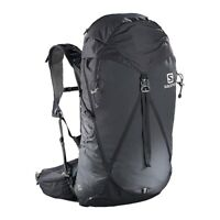 Salomon Unisex Out Week 38 6 Hiking Backpack, Ebony PN: LC1048000