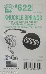 Kadee #622 (HO) Knuckle Springs for: with all Kadee HO Scale Couplers (1 Dozen)