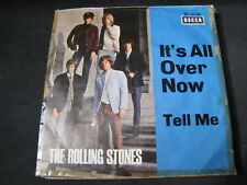 """The Rolling Stones-It 's all over now single 7"""""""