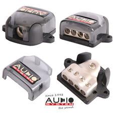Audio System ZDB7 4-fach Stromverteilerblock 35mm² Auto KFZ Stromkabel Verteiler