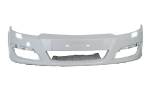 Opel Astra H 2004 - 2007 Front Bumper Cover With Headlight Washer Holes