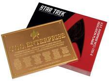Star Trek USS Enterprise NCC-1701 E TNG Next Generation Movie Dedication Plaque