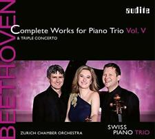 Swiss Piano Trio Zurich Chamber Orch - Beethoven: Complete Works For Pi (NEW CD)