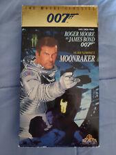 Moonraker (VHS)