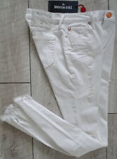 TRUE RELIGION Jeans HALLE MID RISE SUPER SKINNY Damen Jeanshose Gr.28 NEU ETIKET