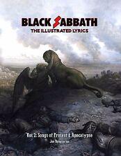 Black Sabbath: The Illustrated Lyrics Vol 2: Songs of Protest & Apocalypse