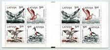 LATVIA 1992 BIRD BOOKL?ET MNH JOINT ISSUE