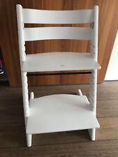 Stokke Original Tripp Trapp Top Kinderstuhl Weiß