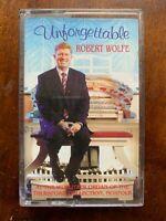 Unforgettable Robert Wolfe at the Wurlitzer Organ Music Audio Cassette Tape