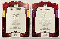 Isle of Wight Original Unused Weekend Ticket 1969 in Ex Condition - No 33949
