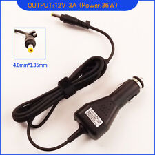 Laptop DC Adapter Car Charger for Asus Eee PC 904HD-BK003X 905