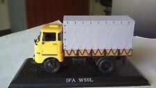 1/43 ATLAS EDITIONS  IFA W50L PRITSCHEN TRUCK CAMION DDR ALTAYA