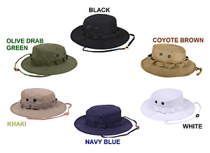 BOONIE HAT Bucket Bush Army Navy OIF OEF Gulf War Vet Airsoft Paintball Hunting