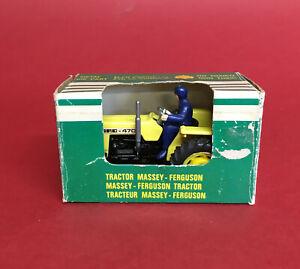 Scarce 1981- Joal 1/43 EBRO 470 Industrial Tractor No203 NMIB