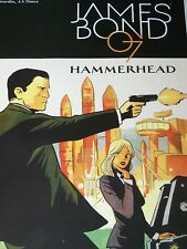 James Bond: Hammerhead # 1 2 3 4 5 6 COMPLETE SET Dynamite Entertainment
