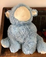 Peluche Doudou mouton bleu Pediatril Géant Deco Pharmacie!! BE