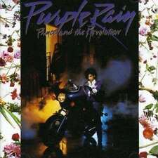 Purple Rain - Prince CD WARNER BROS
