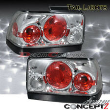 1993-1997 TOYOTA COROLLA TAIL LIGHTS CHROME 1994 95 96