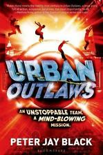 Urban Outlaws-ExLibrary