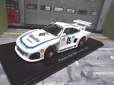Porsche 935 turbo k3 kremer le mans 1979 #45 Minolta invierno plankenho Spark 1:43