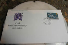 First Day Cover 62nd Inter-Parliamentary Conference