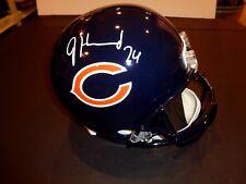 Jordan Howard Autographed Chicago bears Full Size rep Helmet Coa-JSA