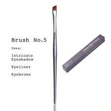 Maquillaje Profesional Cepillo en ángulo MADEUP Sombra de Ojos, Cejas Ojo Cejas, Delineador de ojos #5