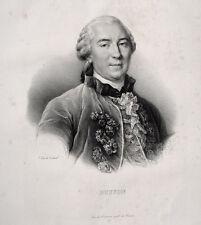 Georges Leclerc Buffon Aufklärung Botanik Leibniz Anatomie Académie Française